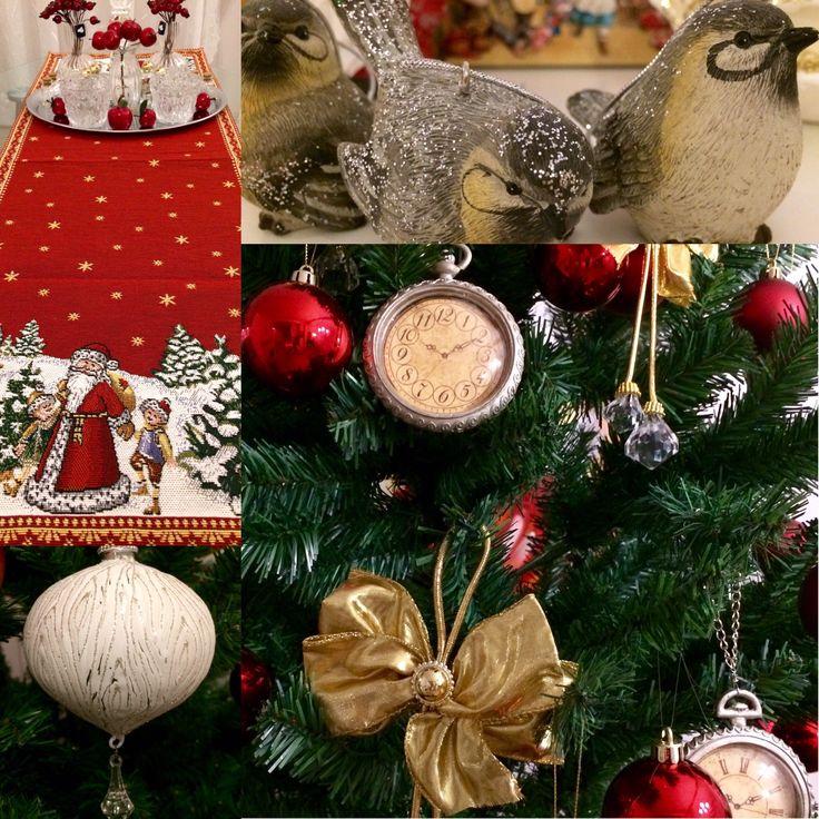 Рождественские украшения🎄😀🎁