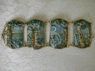 Ali di Libellula: PASTE SINTETICHE-gioielli
