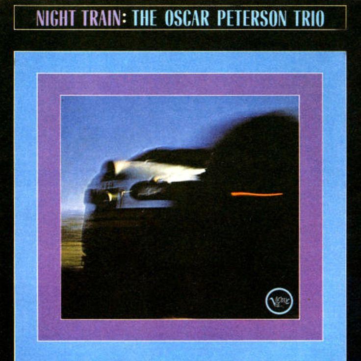 The Oscar Peterson Trio - Night Train LP