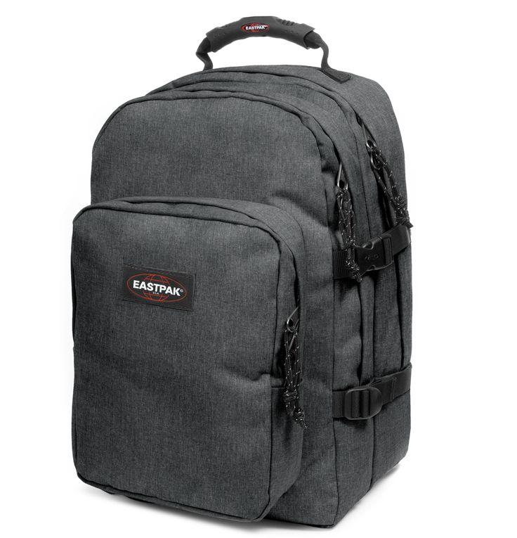 De fedeste Eastpak Provider rygsæk, EK52077H, Black Demin Eastpak  til Rygsække i lækker kvalitet