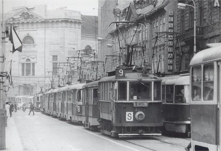 """Historical Prague """"Na příkopech"""""""