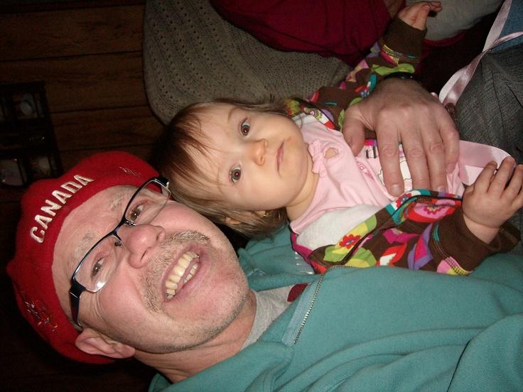 Jaelyne and Poppi