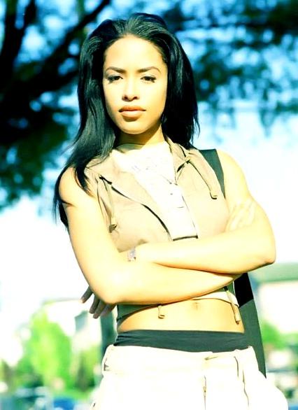 Aaliyah. I miss you.