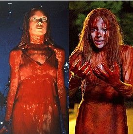 Carrie Remake: First Look At Chloe And Moore