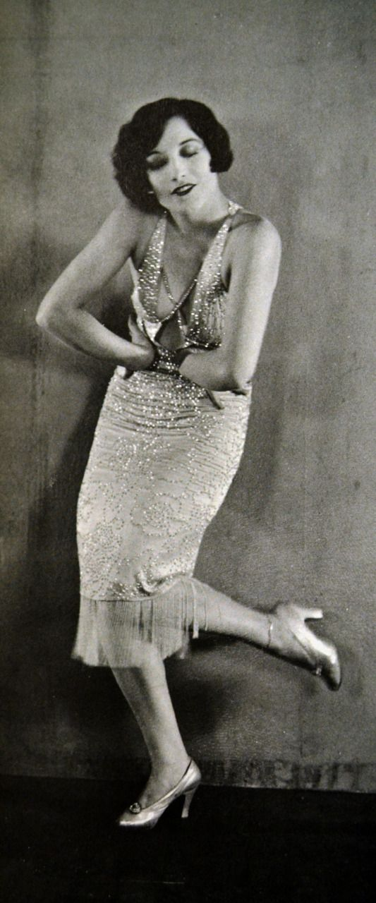 Joan Crawford as 'Joslyn Poe' - 1927 -.The 20's and Prohibition gave rise to the flapper girl and the speak easy and Jazz. The Roaring twenties culminated in the stock market crash of Oct 29 1929 named Black Friday.