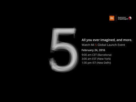 MWC 2016, Xiaomi Mi 5, seguite la presentazione in live streaming il 24 febbraio dalle ore 9.00  #follower #daynews - http://www.keyforweb.it/mwc-2016-xiaomi-mi-5-seguite-la-presentazione-in-live-streaming-il-24-febbraio-dalle-ore-9-00/