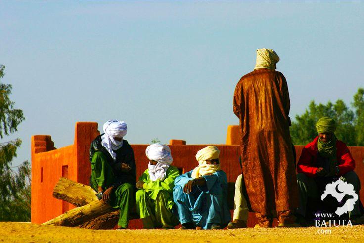 أجمل-الصور-السياحية-في-الجزائر---مدينة-الجزائر-سكان-مدينة-تامنراست-الجزائرية
