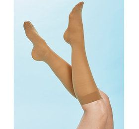 Check out Sheer Support Stockings from Wise & Well