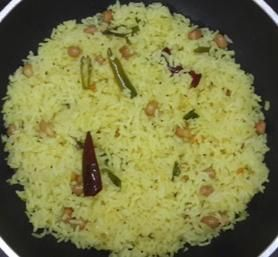 Pulihora Andhra recipes