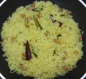 Pulihora Andhra recipes