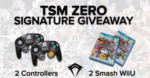 Win 1 of 2 Super Smash Bros. for Wii U or 1 of 2 Gamecube... sweepstakes IFTTT reddit giveaways freebies contests