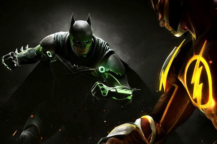 Injustice 2 Mobile Game Confirmed