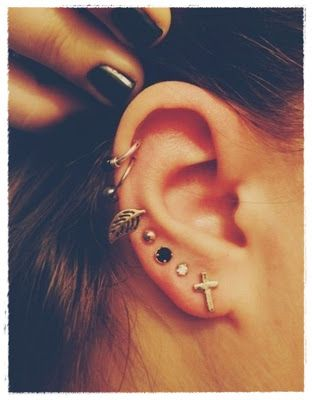 Part of me: Ear Bling