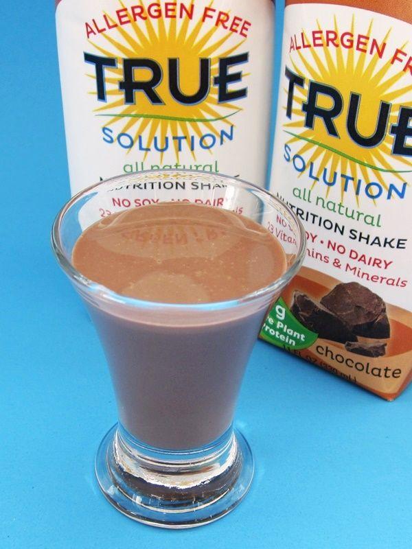 True Solution Allergen Free Nutrition Shakes Review: Dairy ...