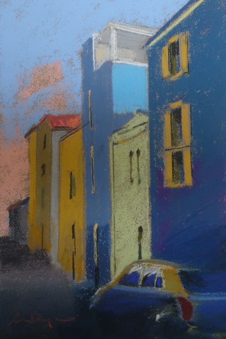 The Blue House, Bosa