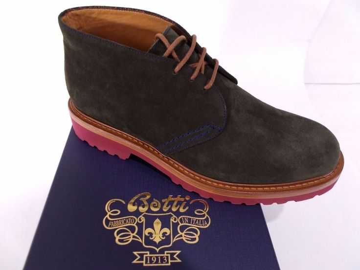 BOTTI SCARPONCINO scarpa uomo CLARKS vitello VERDE BOSCO A/I 7-7½-8-9(UK) NIB