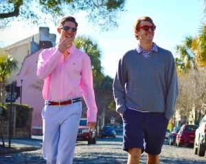 Craig and Shep of Southern Charm: Top 5 Things People In Charleston Do While Watching Bravo's Southern Charm