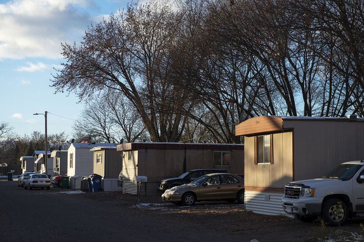 A neighborhood in Minnesota is proving that there's a potential solution to run-down mobile home parks: The residents banded together democratically and purchased their community.