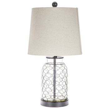 Get Chicken Wire Lamp online or find other Lamps products from HobbyLobby.com