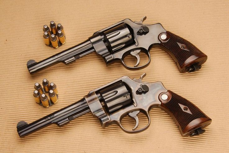 Smith & Wesson Model 22 (1917)