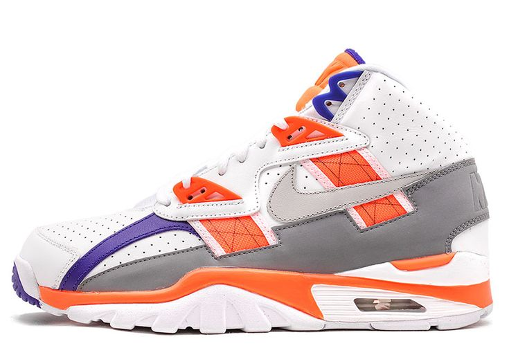 "#sneakers #news  The Nike Air Trainer SC High ""Auburn"" Just Returned"