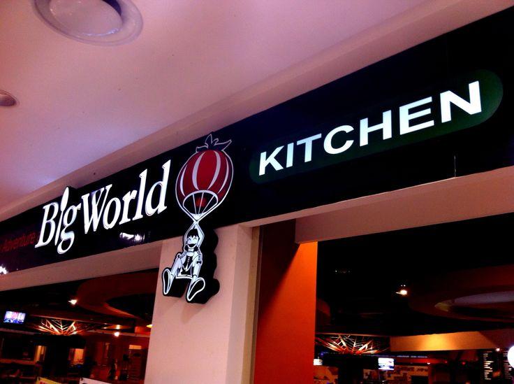 Big World Kitchen, Lotte Mall Bintaro