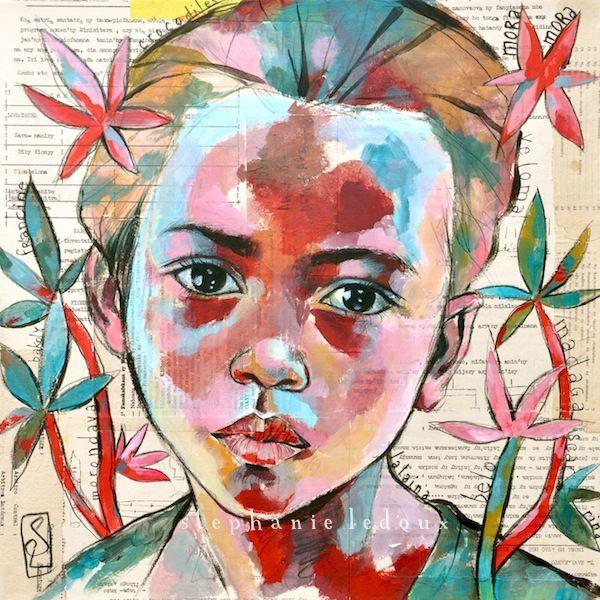 Stéphanie Ledoux - Carnets de voyage: Sur le bord de la Tsiribihina