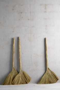 Best 20 Straw Broom Ideas On Pinterest