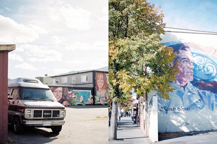 Merritt, BC, Canada. Christian Ward. Contax 645, Fuji 400H.
