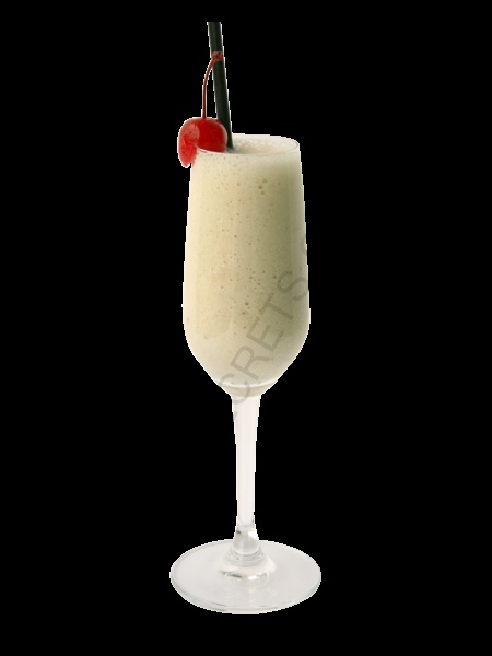 Banana Daiquiri cocktail image