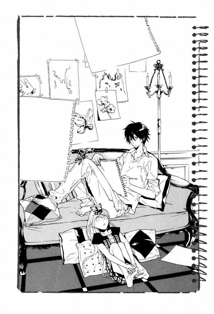 Manga: Torikagosou no Kyou mo Nemutai Juunin-tachi