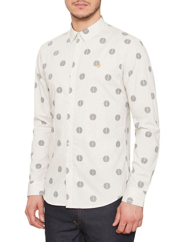 THE MILLFIELD LONG SLEEVE SHIRT