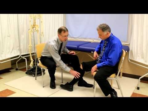 Is Your Calf Pain a Blood Clot!? Do Homan's Test and Find Out. - YouTube