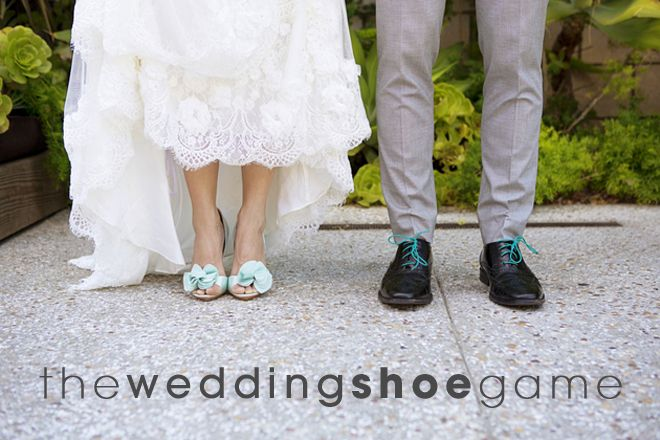 The Wedding Shoe Game - how to play + fun questions!