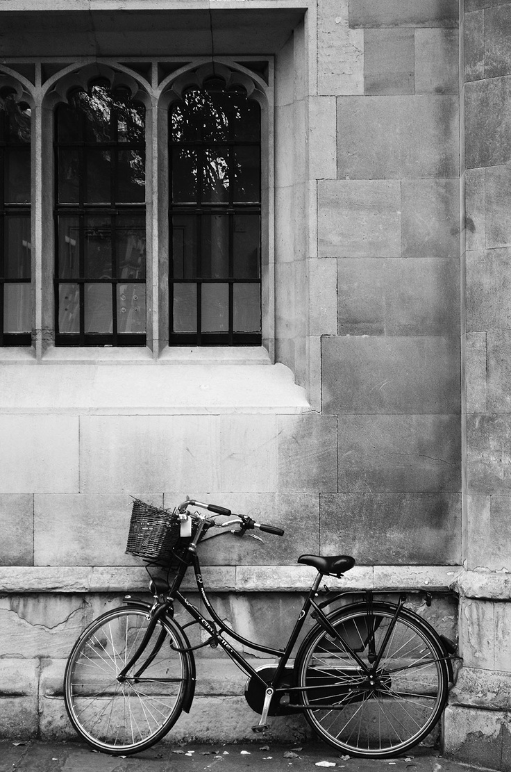 Bicycle in Cambridge