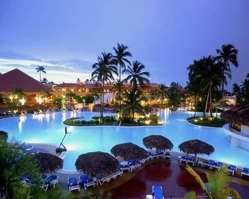 The Paradisus Hotel in Punta Cana