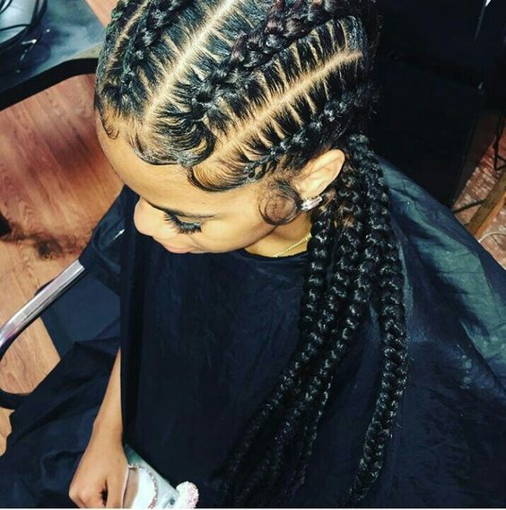 all back hair style weaving all back styles braids hairstyles 4957 | 09fa6970a375f4b4e7660ee83094a652
