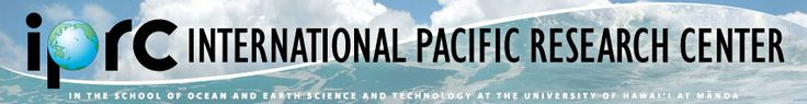 International Pacific Research Center | Research