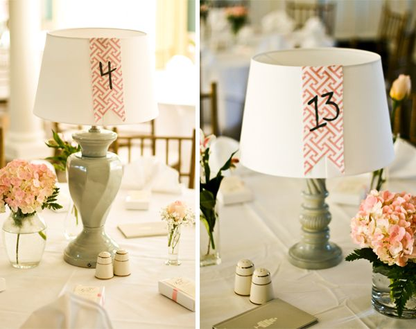Table Lamps Wedding Centerpieces Best Inspiration For Lamp