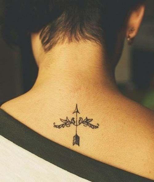 ok dövmeleri arrow tattoos 13