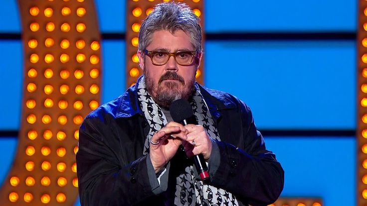 Phill Jupitus on Overreacting - Live At The Apollo - BBC