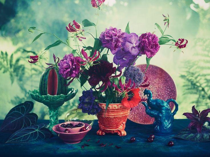 Mateus ceramics by the Portuguese designer Teresa Mateus Lundhal