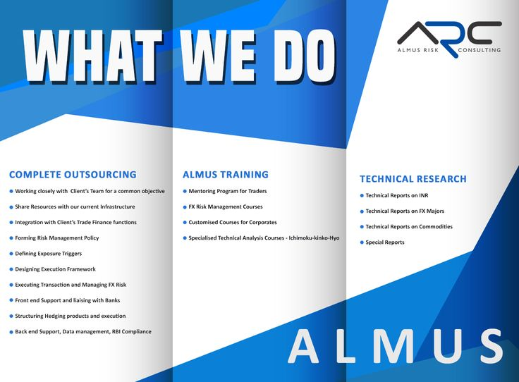 Almus risk consulting almus is in the business of