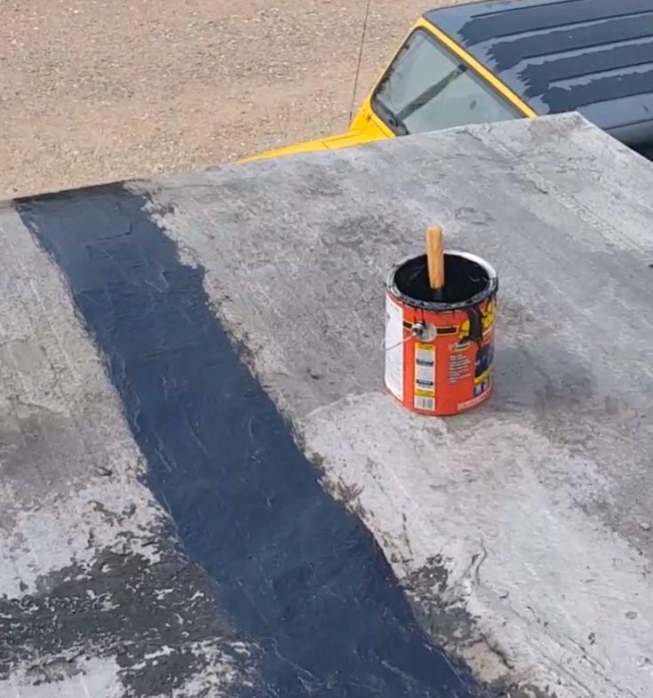 Metal Roof Sealant Coating Roof Sealant Metal Roof Metal Roof Repair