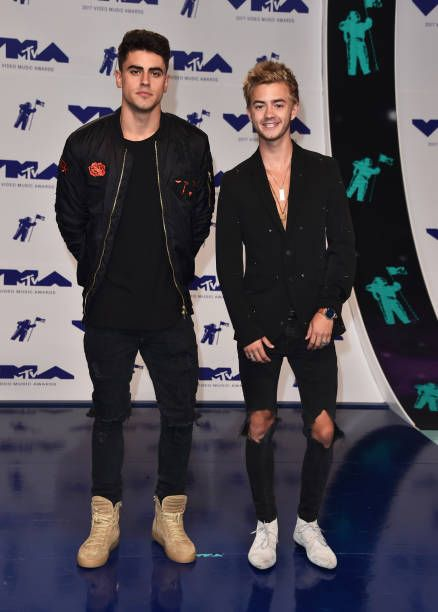 Jack & Jack at the 2017 MTV Video Music Awards