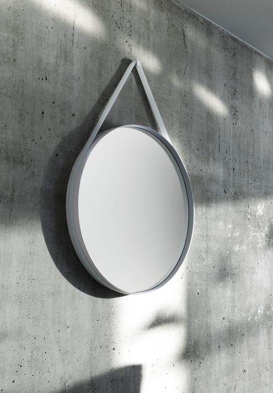 Strap Spiegel Ø 50 cm - Hay