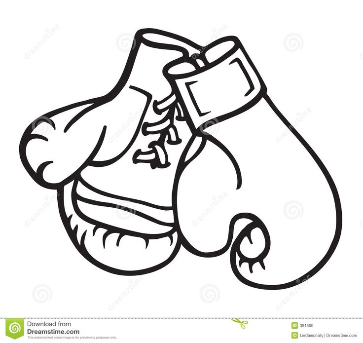 boxing gloves black and white clip art boxng gloves