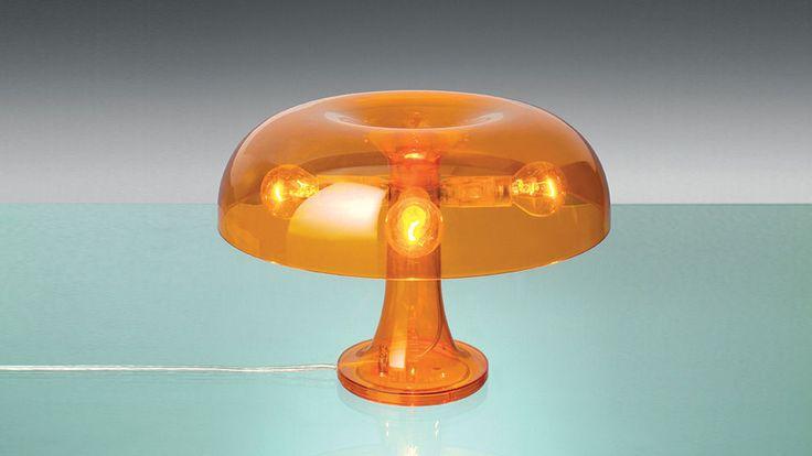 NESSINO LAMP / DESIGN MATTIOLI G - ARCHITETTI URBANISTI CITTÀ NUOVA / BY ARTEMIDE / YEAR 2003 |