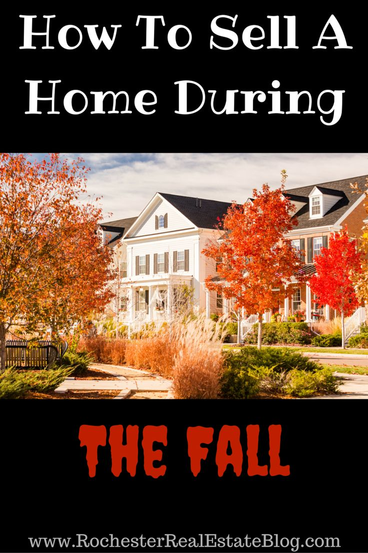 Selling a home in the fall can be a great time of the year. Check out these tips and tricks on how to sell a home during the fall! http://www.rochesterrealestateblog.com/how-to-sell-a-home-during-the-fall/