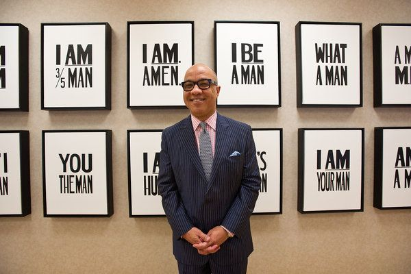 UT alumnus Darren Walker named president of the nation's second-largest philanthropic organization.
